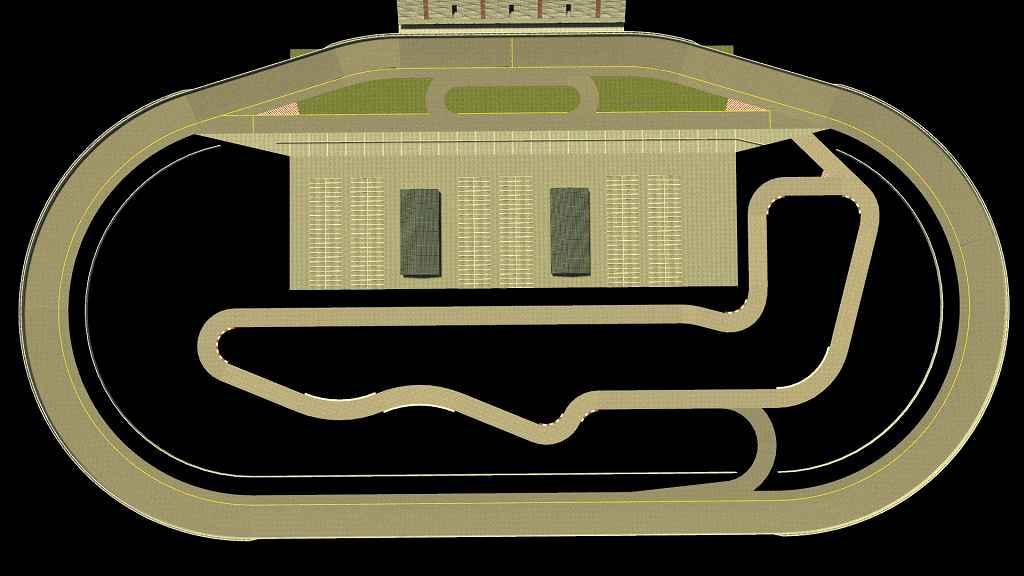 Мод Garry's Mod 13 — Карта Fastlane Speedway