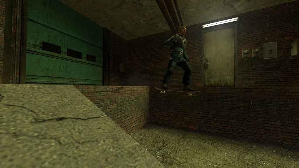 Мод Garry's Mod 13 — Скейтборд