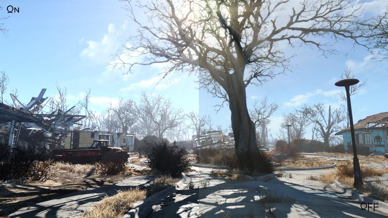 Мод Fallout 4 — Переработка освещения