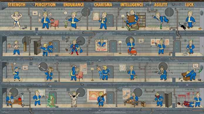Мод Fallout 4 — Чит на все перки