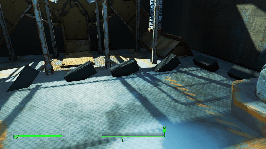 Мод Fallout 4 — Сохранение со всеми предметами