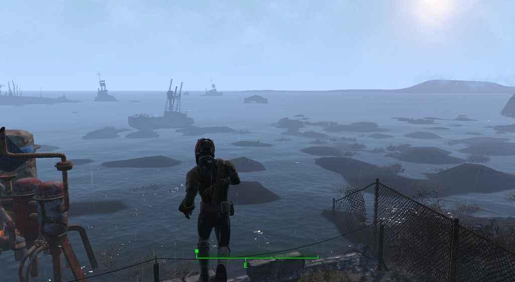 Мод Fallout 4 — Супер прыжки и отключение урона от падения