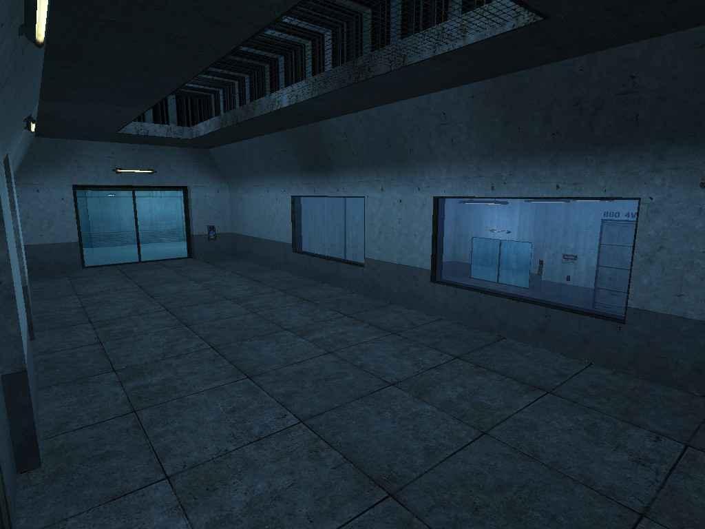 Garry's Mod 13 — Карта Gm_Laboratory