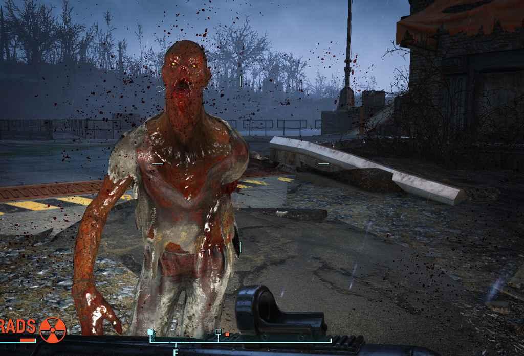 Fallout 4 — Гули Высокого разрешения