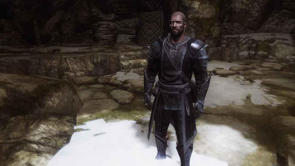 Мод Skyrim — Броня Боевого мага