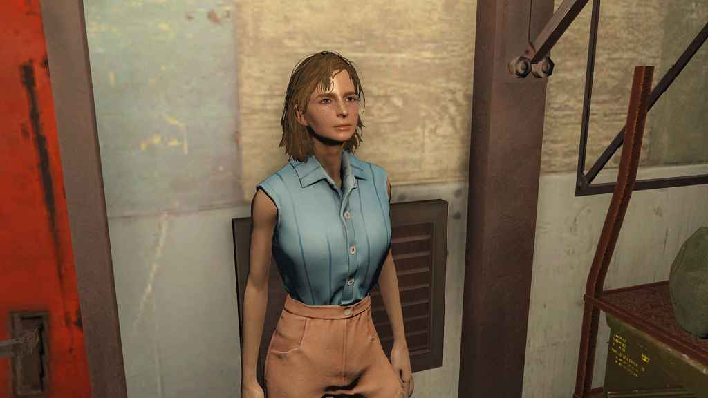Мод Fallout 4 — Улучшенные текстуры женской одежды (Female Clothing (Retextures))