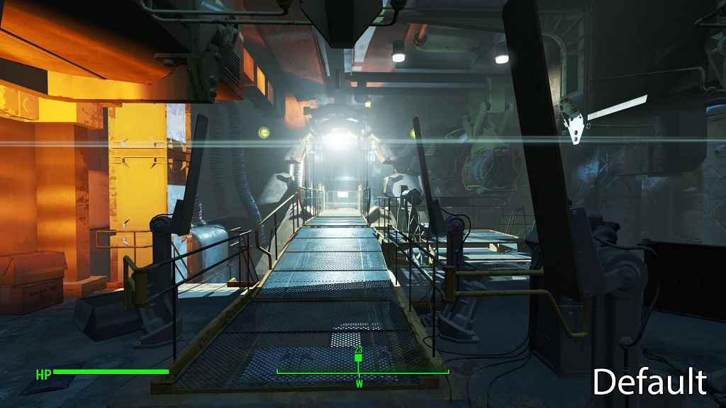 Мод Fallout 4 — Улучшенное освещение