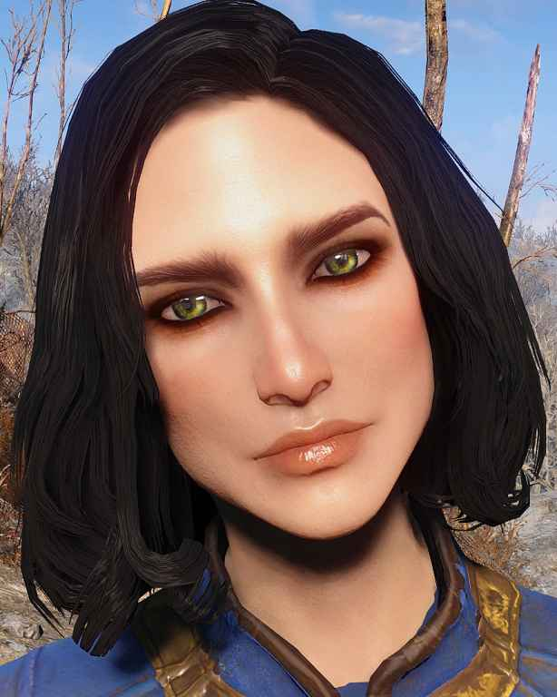 Мод Fallout 4 — Ms.Vault 111