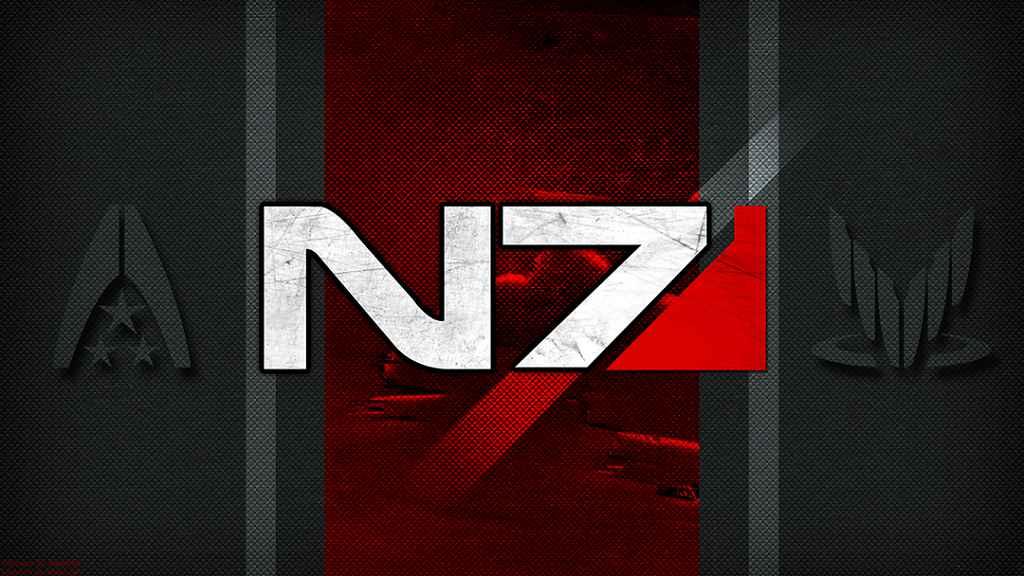 Мод Fallout 4 — Экипировка N7 (GPG's Mass Effect N7 Gear and Goodies)