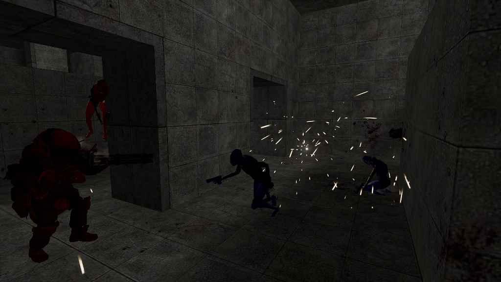 Мод Garry's Mod 13 — Карта Bunker Rats