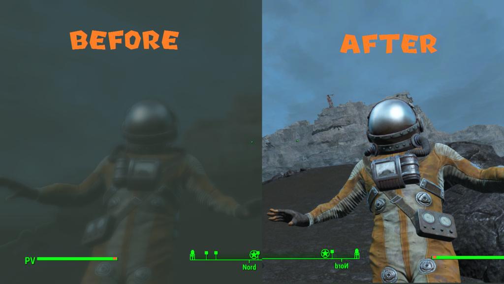 Мод Fallout 4 — Чистая вода