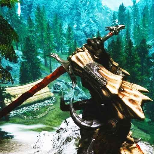Мод Skyrim — Валирийская Сталь