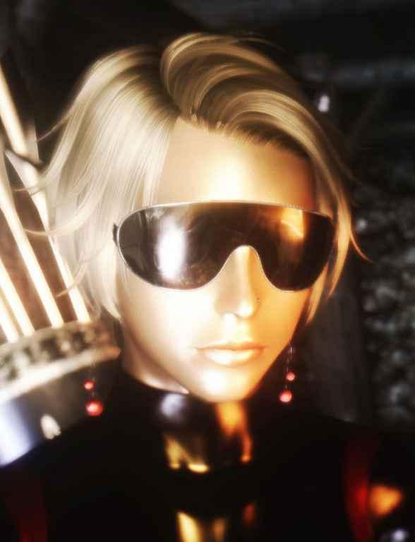 Мод Skyrim — Солнцезащитные очки