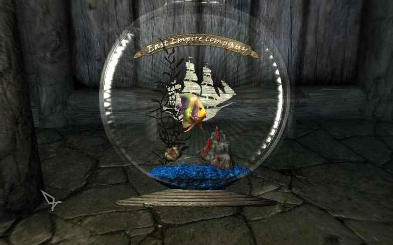 Мод Skyrim — Нечто из глубин
