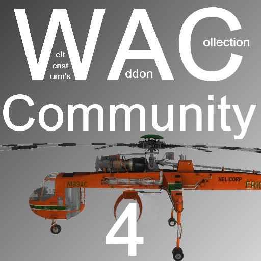 Мод Garry's Mod 13 — WAC Community 4