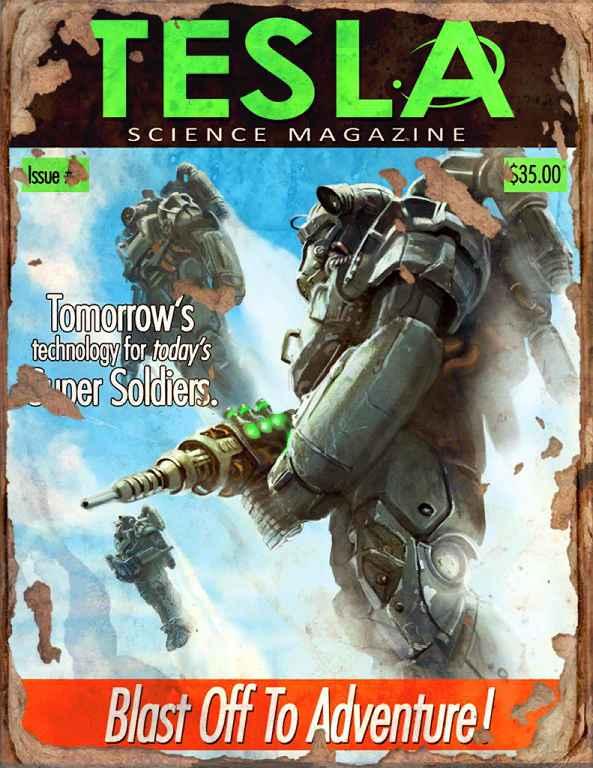Мод Fallout 4 — Бесконечный Полёт