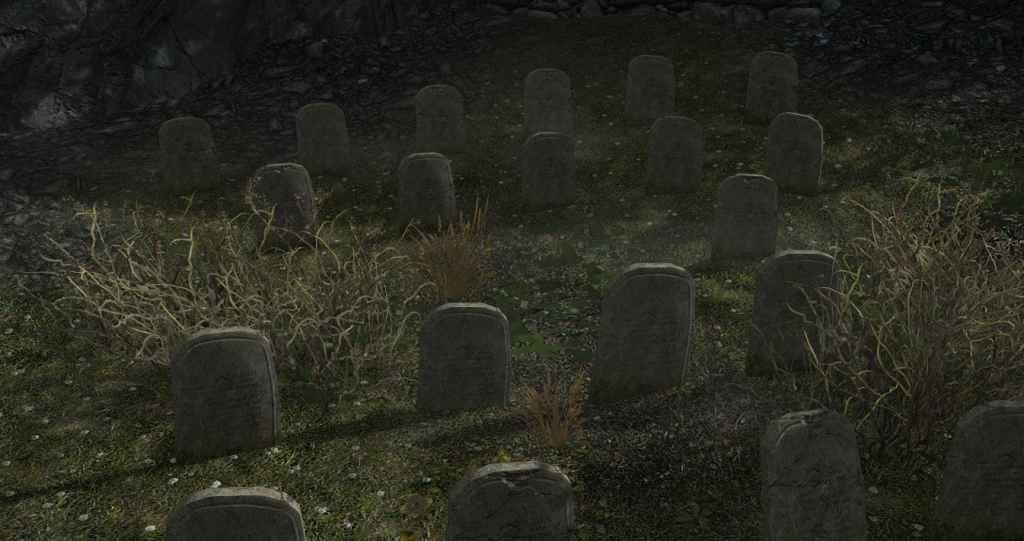 Skyrim — Покойники