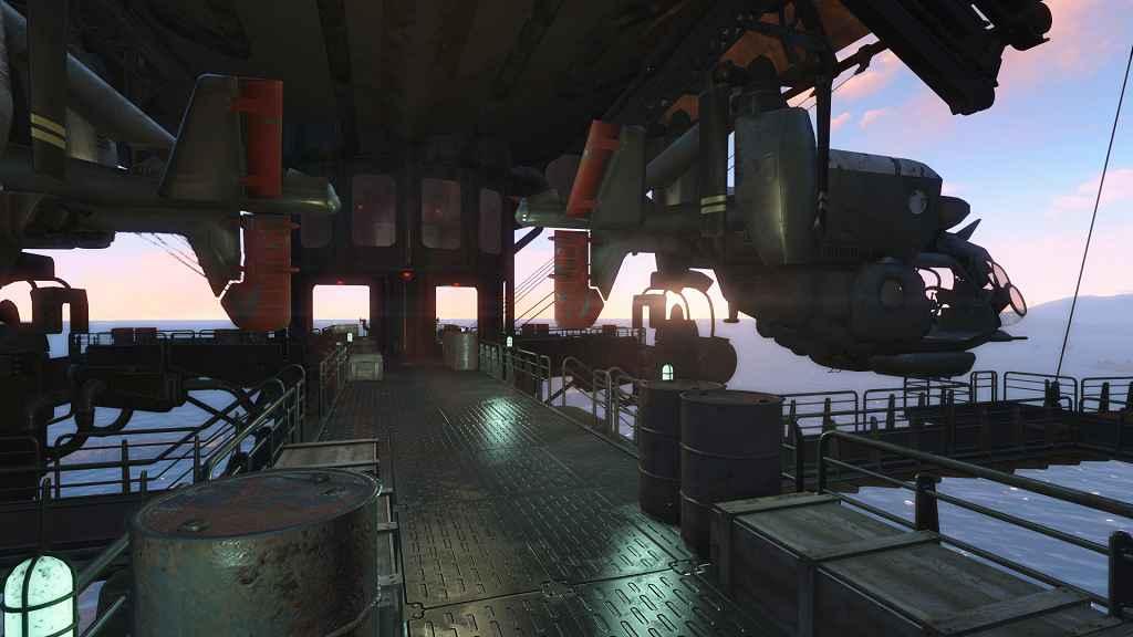 Мод Fallout 4 — Реплейсер Придвена
