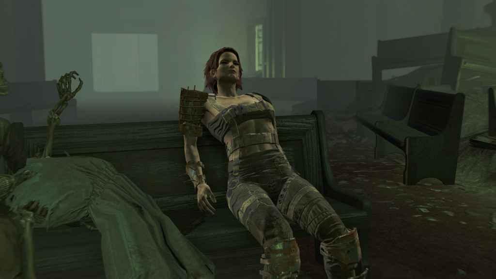 Мод Fallout 4 — Смерть без замедления (Real Time Death)