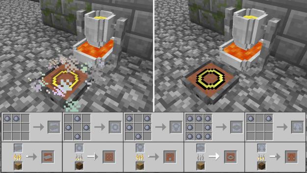 Мод Minecraft — Зачарованные украшения / JewelryCraft