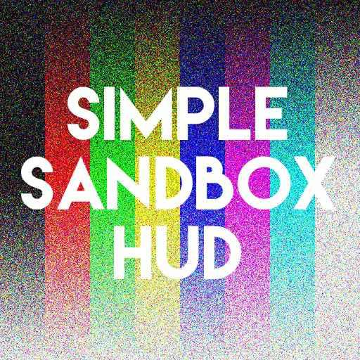 Garry's Mod 13 — SimpleSBox HUD