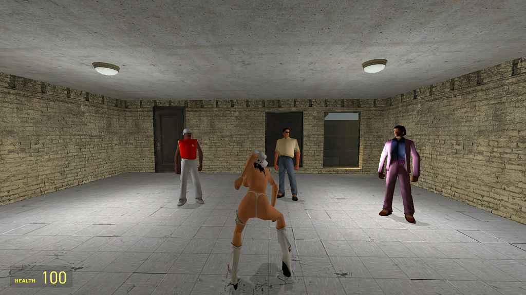 Мод Garry's Mod 13 — Пак моделей из GTA:Vice City