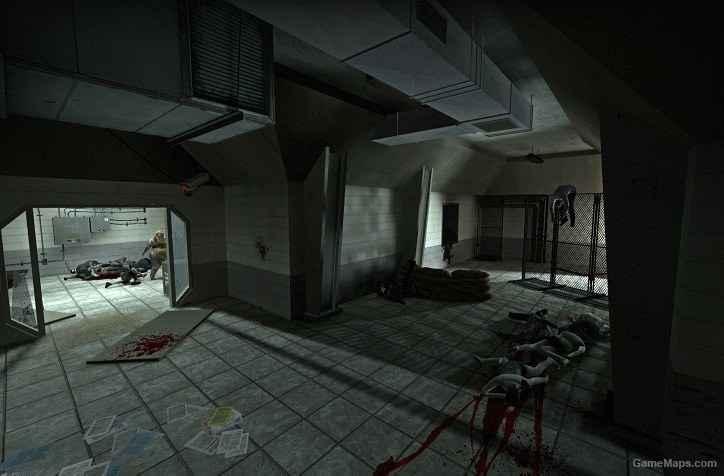 Left 4 Dead 2 — Кампания Redemption II