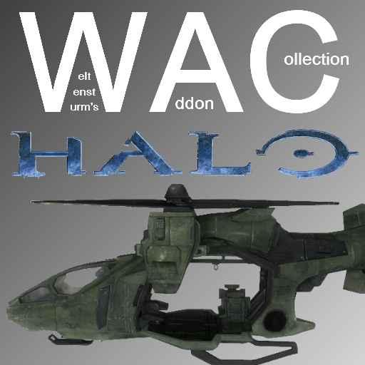 Мод Garry's Mod 13 — WAC Halo