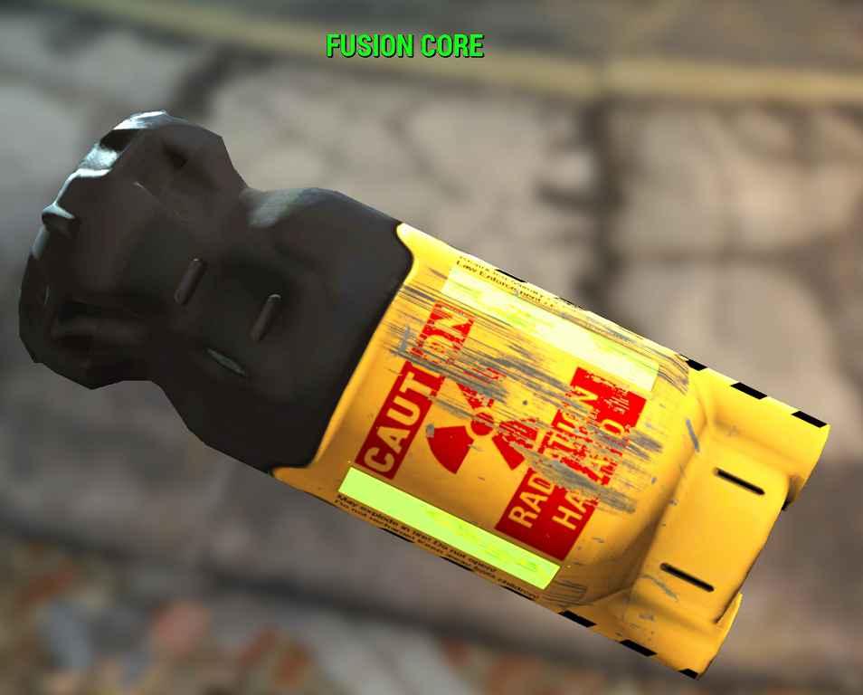 Мод Fallout 4 — Реплейсер Ядерной Батареи