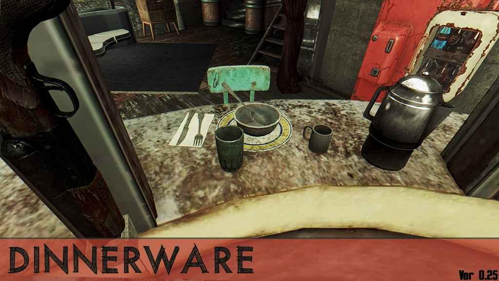 Мод Fallout 4 — Декоратор