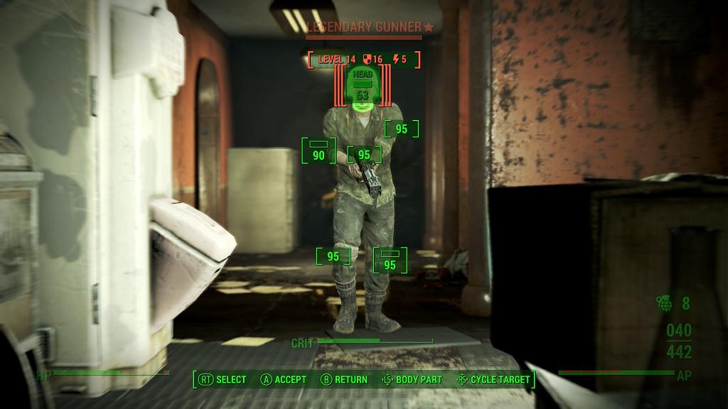 Fallout 4 — Больше легендарных врагов