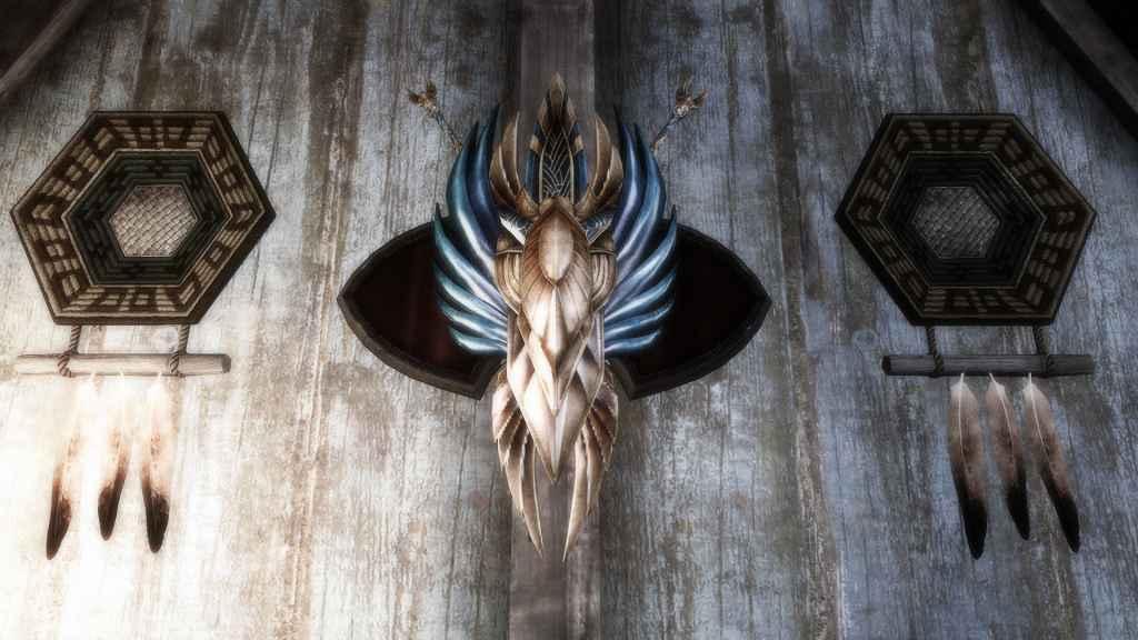 Мод Skyrim — Эгида Двайны