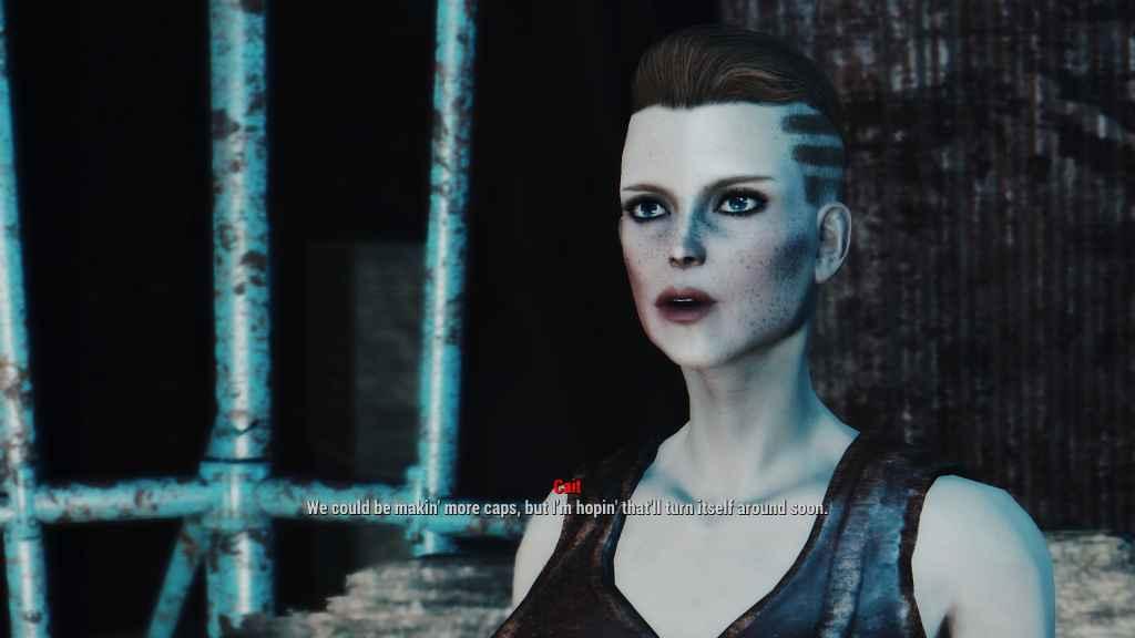 Мод Fallout 4 — Реплейсер Компаньонов