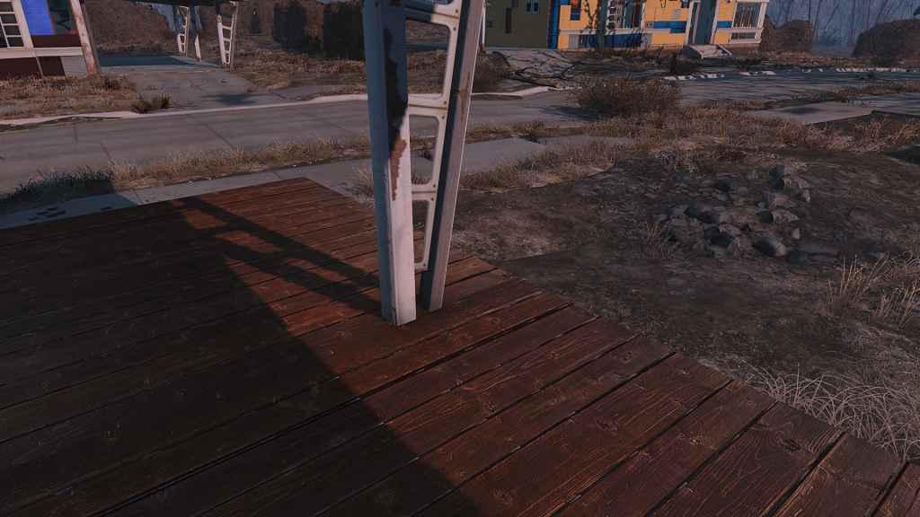Мод Fallout 4 — Более удобное строительство