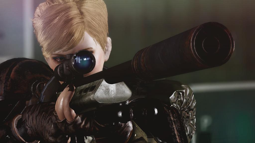 Fallout 4 — Оптика