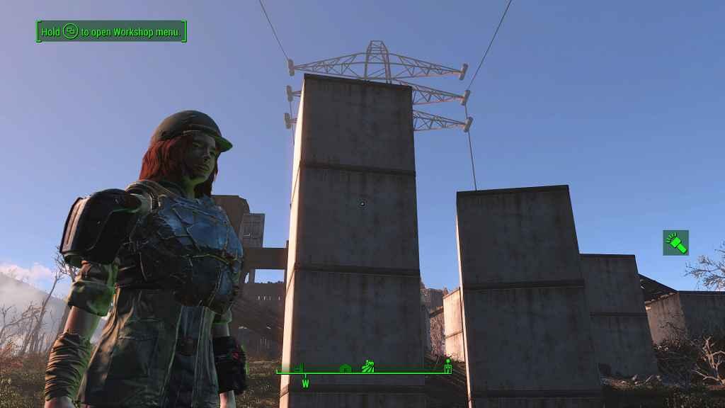 Мод Fallout 4 — Кладём Фундамент друг на друга