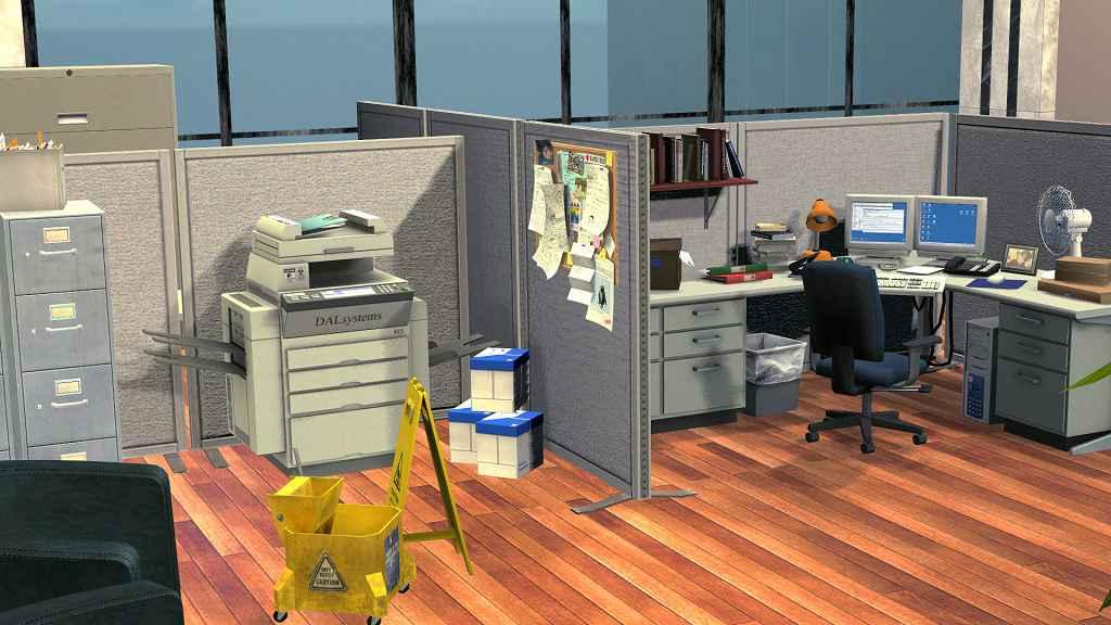 Мод Garry's Mod 13 — Офисные принадлежности (Props)