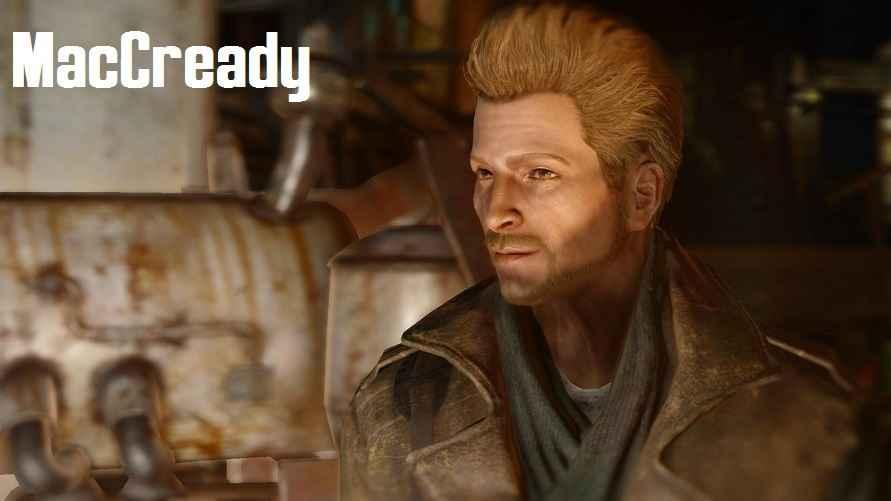Мод Fallout 4 — Новые лица для спутников