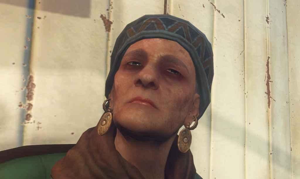 Мод Fallout 4 — Рескин Мамы Мерфи