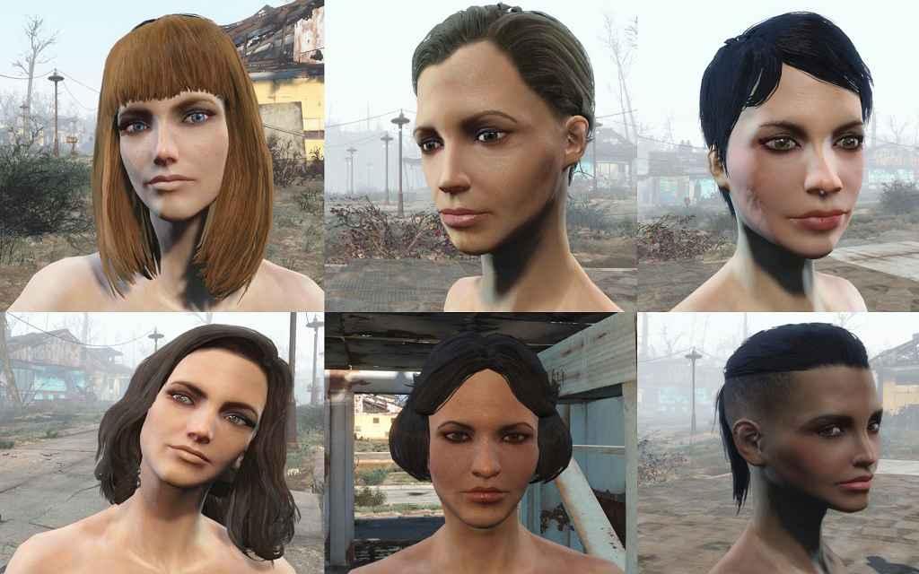 Мод Fallout 4 — Новые поселенцы и рескин оригинальных