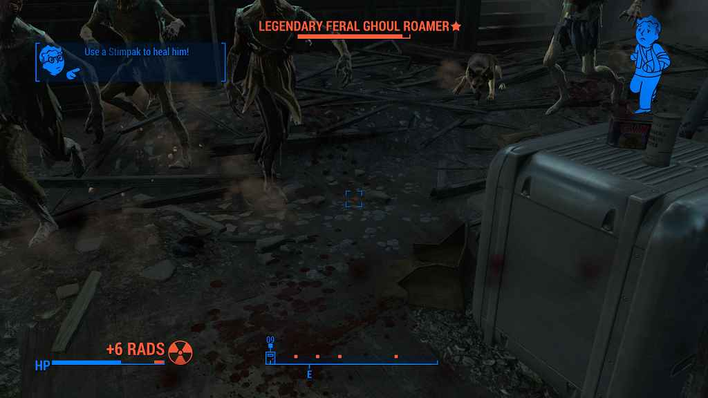 Мод Fallout 4 — Легендарный апокалипсис