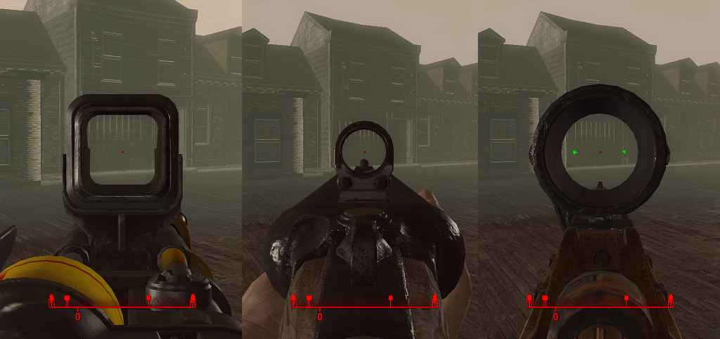 Мод Fallout 4 — Улучшение прицеливания (Интерфейс)