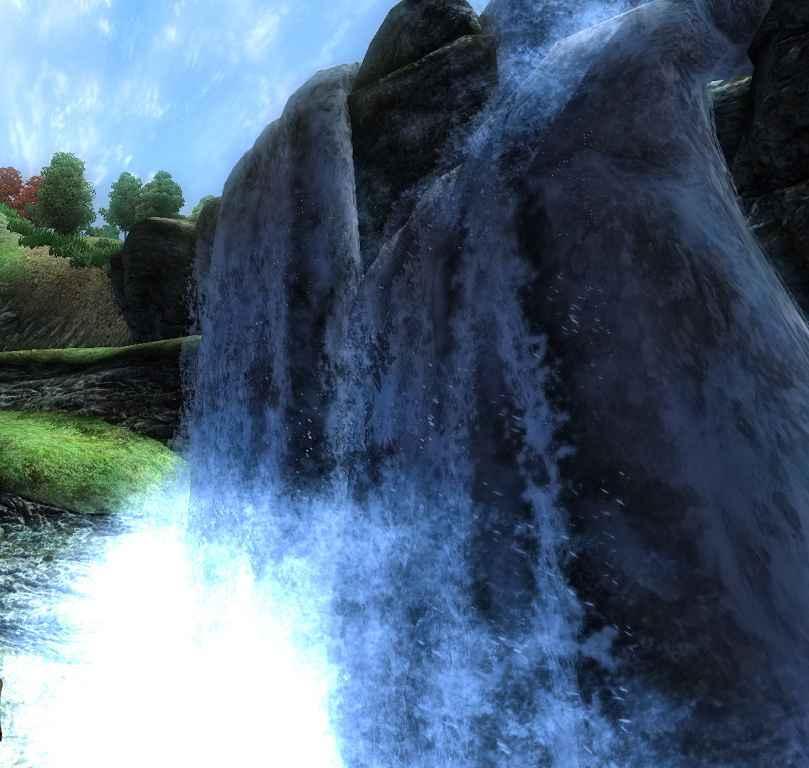 Oblivion — Реплейсер Водопадов