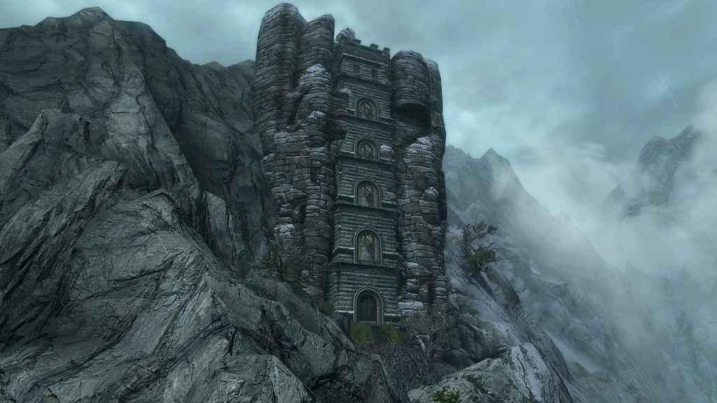 Мод Skyrim — Сет Демонического Некроманта