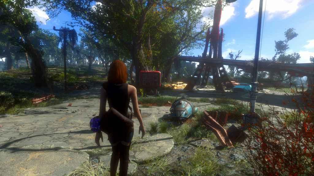 Fallout 4 — Камера как в «Life Is Strange»