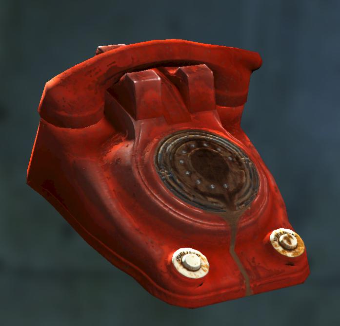 Мод Fallout 4 — Реплейсер Телефонов