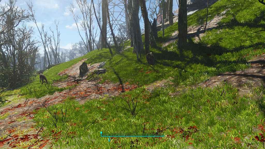 Мод Fallout 4 — Зелёное Содружество