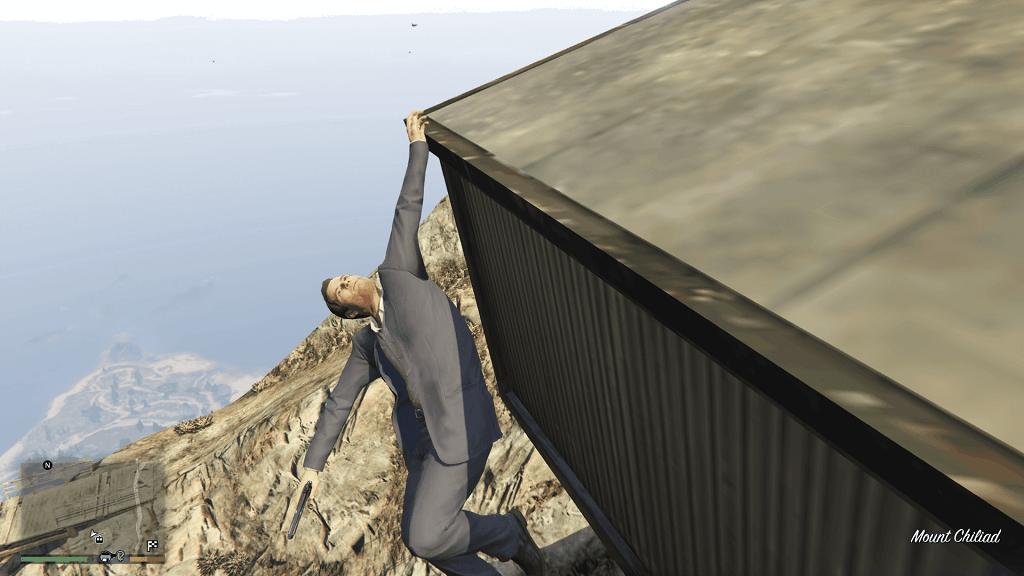 Мод GTA 5 — Хватайтесь за все