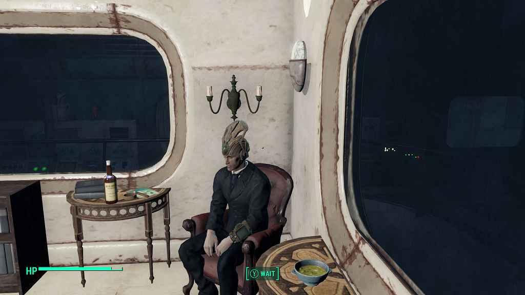 Мод Fallout 4 — Корона Лоренцо