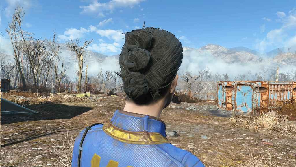 Мод Fallout 4 — Новые Причёски